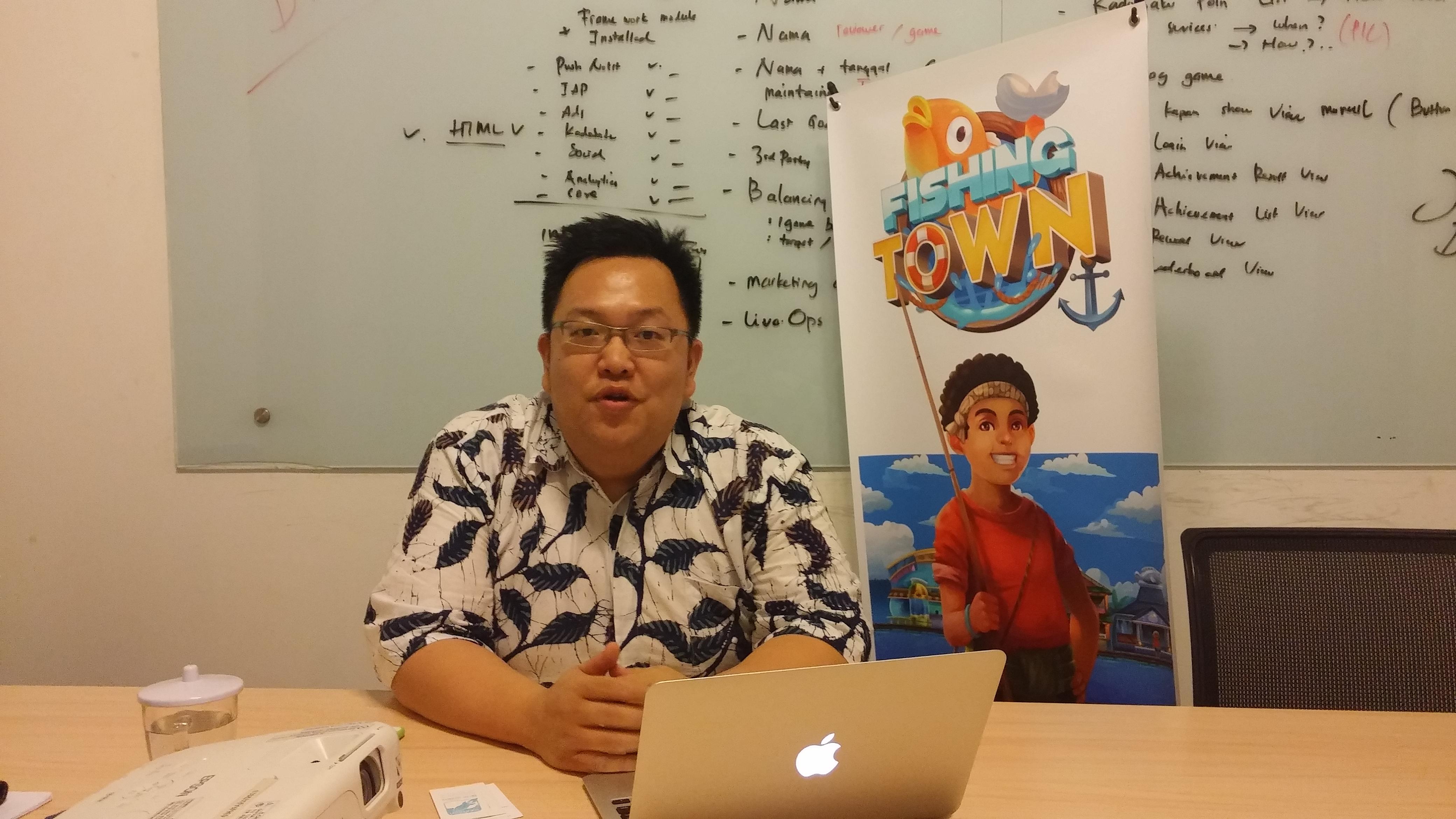 Serunya Bekerja Bersama Keluarga di Touchten Games