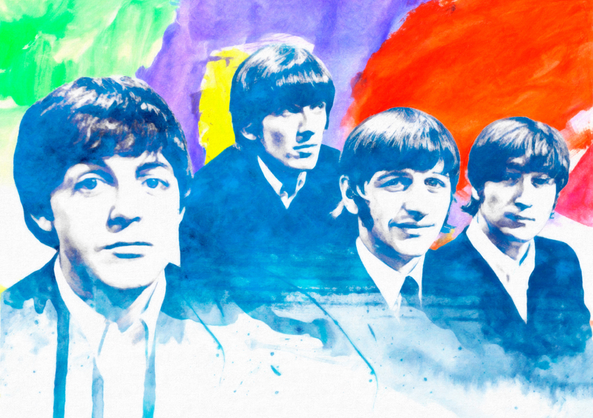 the impact of the beatles on the society in the 1960s