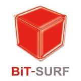 Bit surf logo