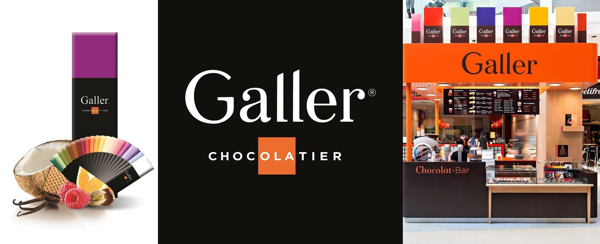 ベルギー王室御用達チョコレート galler のオフィシャルライター募集