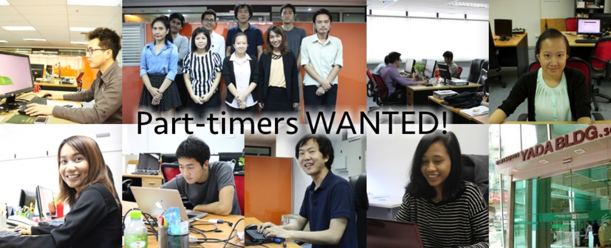 multilingual part timers wanted jobs at サイトエンジン株式会社