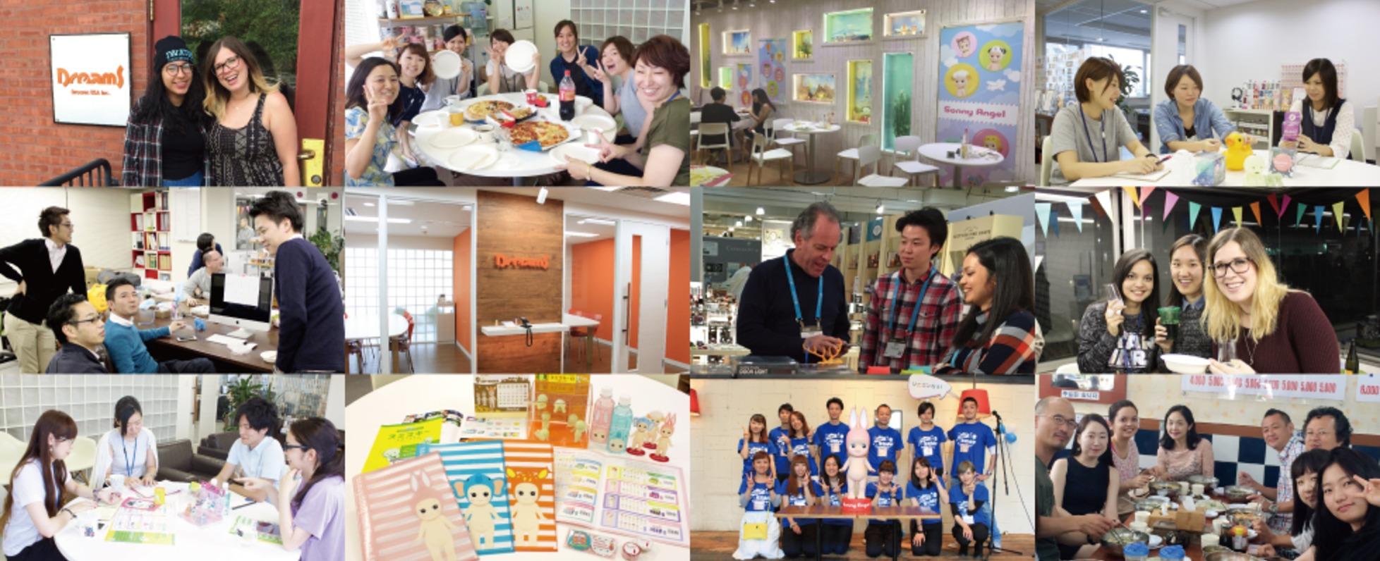 雑貨メーカーで広報職。日本のカワイイ(kawaii)文化を世界へ発信