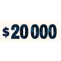 Wanted Reward $20,000