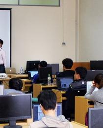 <海外勤務> IT×Edu!大学でリアルなITを日本語で教える教師