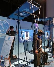 VRアトラクション制作会社ハシラスがイベントスタッフを募集!