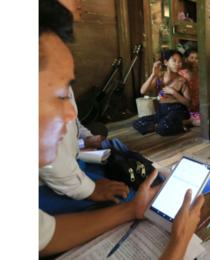 <ミャンマー勤務>長期インターン/学生歓迎!|IT×金融で貧困削減