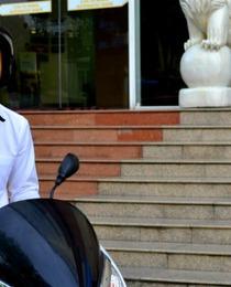 ベトナム発!人材系ベンチャー社長のヘルメット持ちインターン、募集開始。