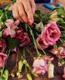 編集部アシスタントとして花や植物の知識を活かしませんか?