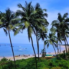 My Trip To Goa