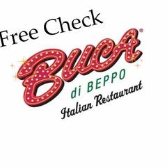 Check Your Buca di  Beppo Gift Card Balance Free