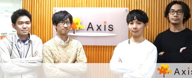 アクシス 株式 会社